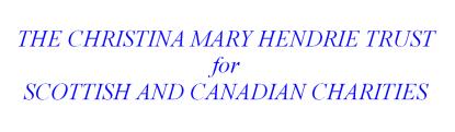 Christina Mary Hendrie Trust