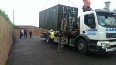 Dundee container transportation